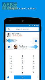 contacts apk truedialer phone contacts for android free at apk