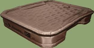 truck bedz truck bed air mattress