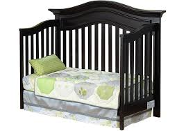 Crib Converts To Bed Black Crib That Converts To Toddler Bed Guideline To Crib That
