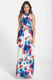 light blue halter maxi dress fashion trends halter top summer dresses mixed with light blue pink