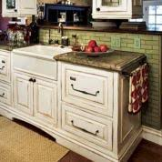 Crackle Kitchen Cabinets Kitchen Cabinet Painting Guide This Old House