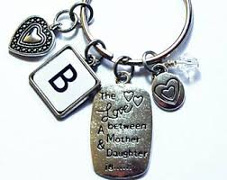 daughter keychain etsy