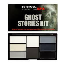 Halloween Makeup Palette Makeup Revolution Freedom Halloween Makeup Collection Review