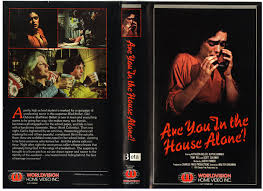 When A Stranger Calls House Octsober Film Month