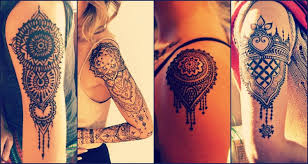 20 best shoulder mehndi designs for those who to experiment