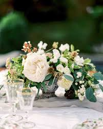 Inexpensive Wedding Centerpiece Ideas Floral Wedding Centerpieces Martha Stewart Weddings