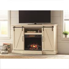 white electric fireplace entertainment center images home