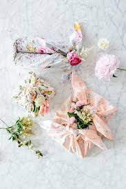 the prettiest way to wrap gifts this mothers day camille styles