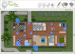 2d Floor Plan Software Free Download 3d House Maker Minimalist Home Design