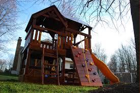 backyard swing sets costco wood swing sets costco swing playsets