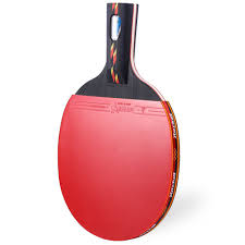 Table Tennis Racket Regail Indoor Table Tennis Accessory D003 Red Table Tennis Racket