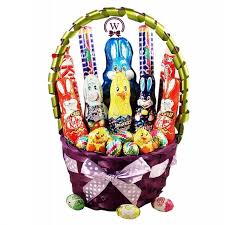 easter gift basket send easter gift baskets germany uk belgium poland