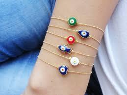 evil eye charm bracelet images Evil eye bracelets jewelry making journal jpg