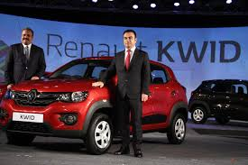 kwid renault renault unveiled its trump card u0027kwid u0027 for the mass market