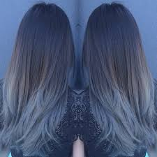 blue ash color color correction on extremely damaged hair highlights deep