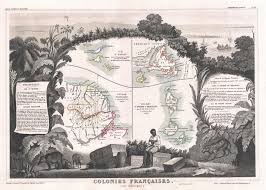 map of st and miquelon file 1852 levasseur map of guyana miquelon newfoundland and st