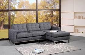Modern Fabric Sofa Sets 2pc Contemporary Modern Sectional Fabric Sofa Set Mf