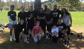 Flag Football Adults Men U0027s Flag Football Champions Frederick County Parks And