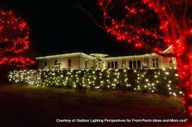 christmas lights to hang on outside tree outdoor christmas lights ideas lio co