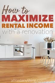 Laminate Flooring Cutter Rental How I U0027m Maximizing My Rental Income With A Modern Renovation