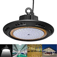 Led Lights Amazon Brightinwd 200 Watt Warm White Led High Bay Ufo Lights 20000 Lumen