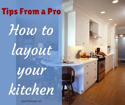 Diy Ceiling Ls Diy Guide To Laying Out A Kitchen Plan