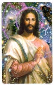 jesus starburst wallet card