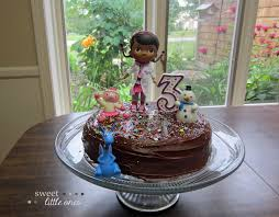 sweet little ones j u0027s 3rd birthday itis a doc mcstuffins