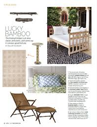Bamboo Outdoor Rug Media Coverage Surya Rugs Pillows Wall Decor Lighting