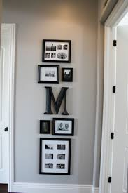 image result for group of small mirrors in hallway home decor