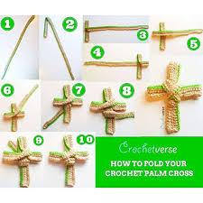 palm sunday crosses ravelry cross for palm sunday pattern by pokorny