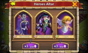 game castle clash mod apk how to get castle clash legendary hero infotech maestro