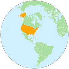 united states globe map united states on globe geography country maps global location