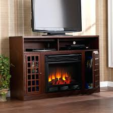 full image for black electric fireplace entertainment center and white fire suites enterprise lite infrared in