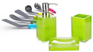 bathroom accessories green interior design