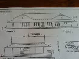 white verandah house plans
