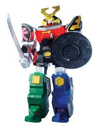 9 power rangers samurai megazords toys images
