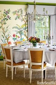 interior curtains and buffet close up delightful design dining