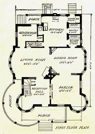historical home floor plans home plans