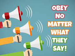 obey no matter what they say u0027 childrens lesson on samson and
