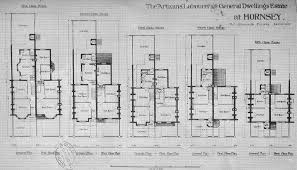 housing blueprints file noel park plans jpg wikimedia commons