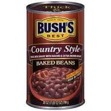 bush u0027s best country style baked beans 28 oz walmart com