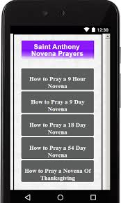 anthony novenas android apps on play