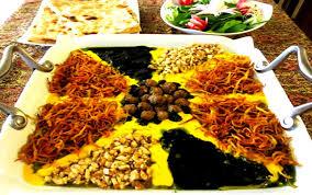 cuisine iranienne info pratique sur