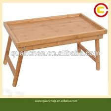 hospital bed tray table lightweight bamboo mdf hospital bed tray table for patients buy