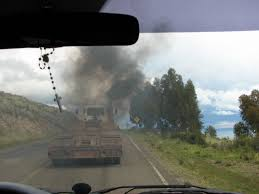 Ford Diesel Truck White Smoke - exhaust smoke colour and when it occurs tells a lot about an