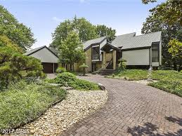 this 1 7m falls church house was once an architect u0027s dream home