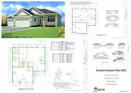 sle house plans complete house plan sle sle house design