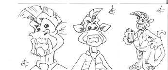 sketch cards bubbaworldcomix u0027s weblog
