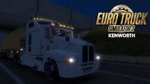 2016 kenworth t600 kenwotrh t600 1 21 x truck euro truck simulator 2 mods